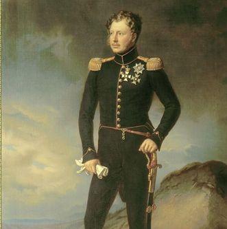 König Wilhelm I., Gemälde von Stieler, um 1816; Foto: Landesmedienzentrum Baden-Württemberg, Dieter Jäger