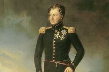 King Wilhelm I von Württemberg, painting by Stieler, circa 1816. Image: Landesmedienzentrum Baden-Württemberg, Dieter Jäger