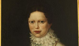 Portrait of Queen Katharina. Image: Staatliche Schlösser und Gärten Baden-Württemberg, Roland Rossner